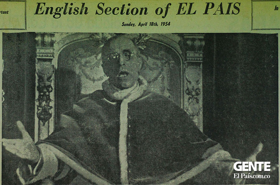 'English Section of EL PAÍS'