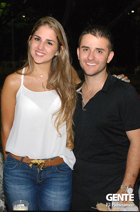 Catalina Botero y Juan Manuel Barrientos