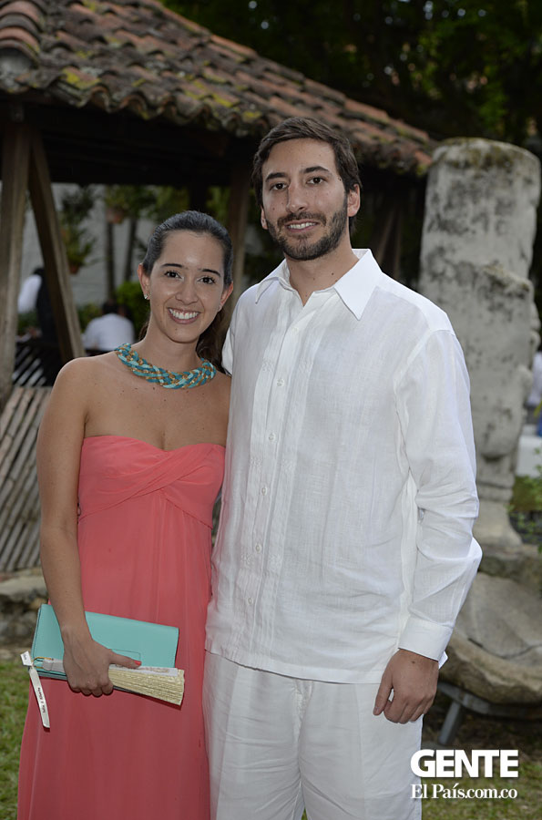 Juliana Barrios y Santiago Wills