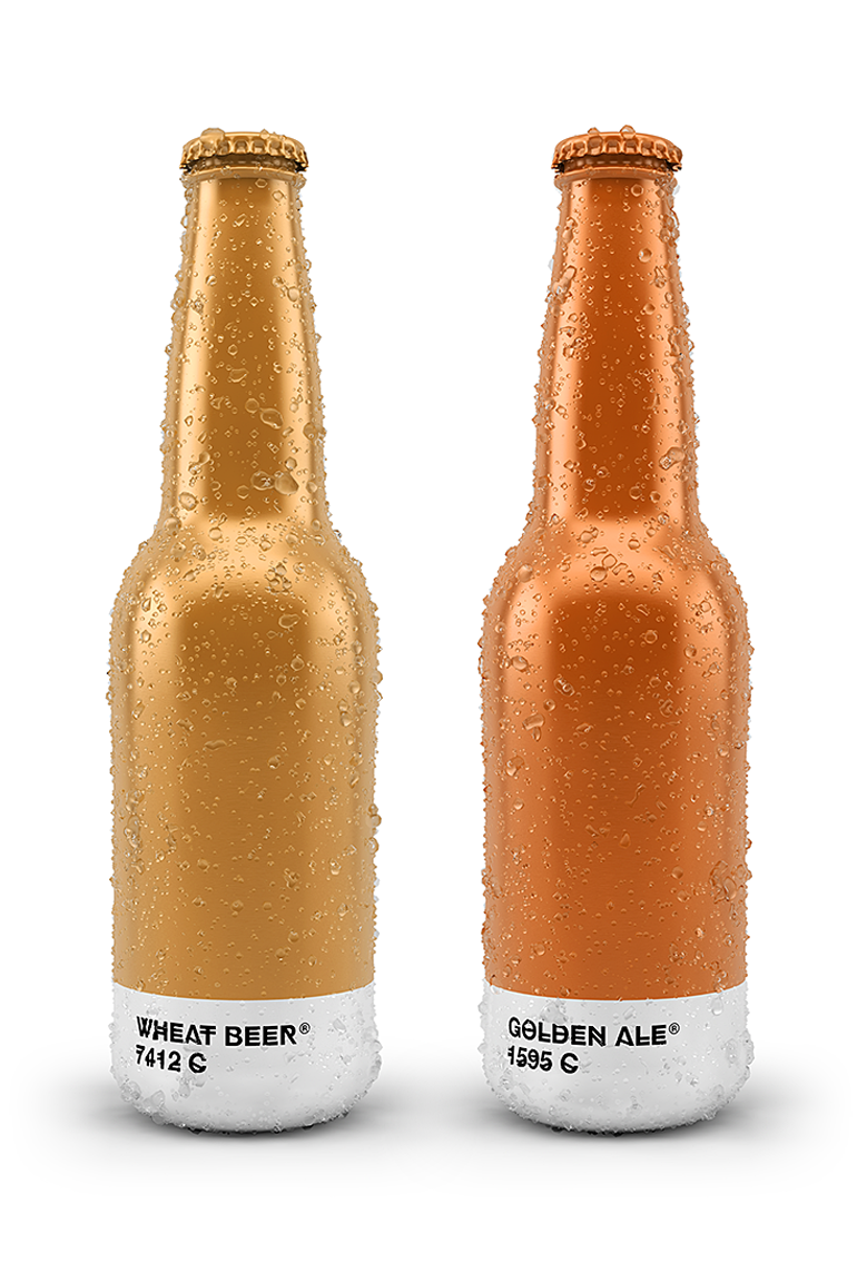 'Wheat Beer' y 'Golden Ale'