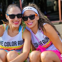 The Color Run en Cali
